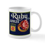 Ruby Apples Mug