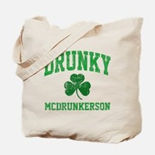 Drunky Tote Bag
