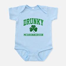 Drunky Infant Bodysuit