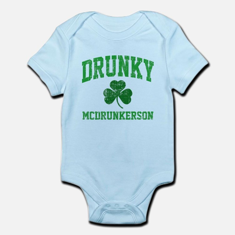 Drunky Infant Bodysuit
