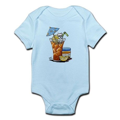West Highland Iced Tea Infant Bodysuit