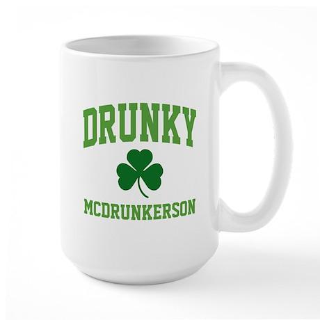 Drunky Large Mug