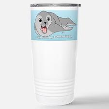 Bubblypumpkin Stainless Steel Travel Mug