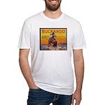 Buckaroo Apples Fitted T-Shirt