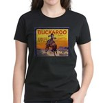Buckaroo Apples Women's Dark T-Shirt