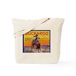 Buckaroo Apples Tote Bag