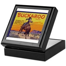 Buckaroo Apples Keepsake Box