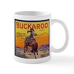 Buckaroo Apples Mug