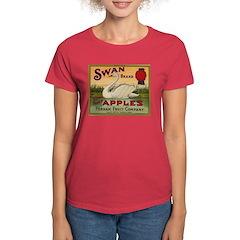 Swan Apples Tee