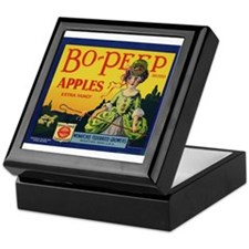 Bo-Peep Apples Keepsake Box