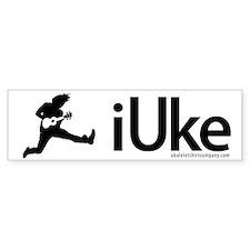 iUke Products Bumper Sticker