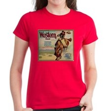 Western Yakima Valley Fruit Women's Dark T-Shirt