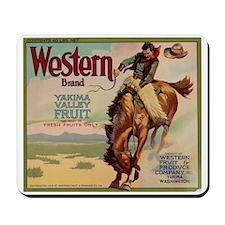 Western Yakima Valley Fruit Mousepad