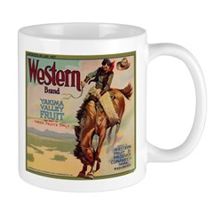 Western Yakima Valley Fruit Mug