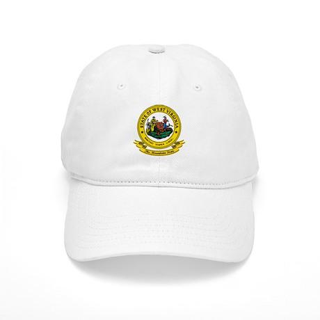 West Virginia Seal Cap
