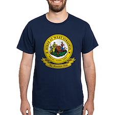 West Virginia Seal T-Shirt