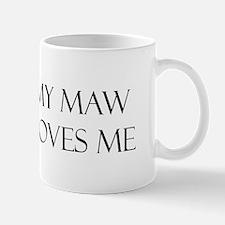 My Maw Mug