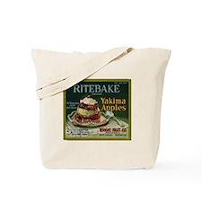 Ritebake Yakima Apples Tote Bag