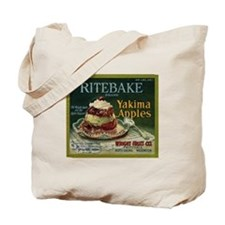 Ritebake Yakima Apples Tote Bag