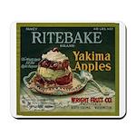 Ritebake Yakima Apples Mousepad