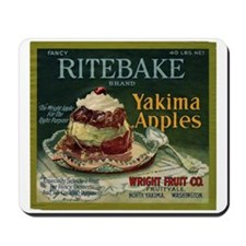 Ritebake Yakima Apples Mousepad