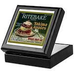 Ritebake Yakima Apples Keepsake Box
