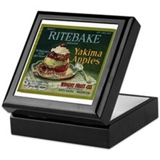 Ritebake Yakima Apples Keepsake Box
