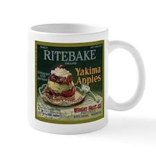 Ritebake Yakima Apples Mug