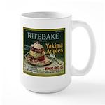 Ritebake Yakima Apples Large Mug