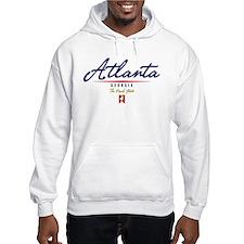 Atlanta Script Hoodie