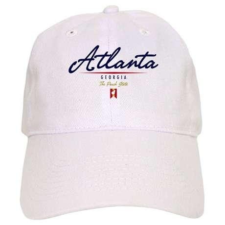 Atlanta Script Cap