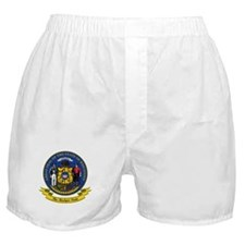 Wisconsin Seal Boxer Shorts