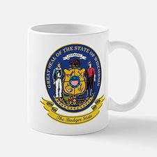 Wisconsin Seal Mug