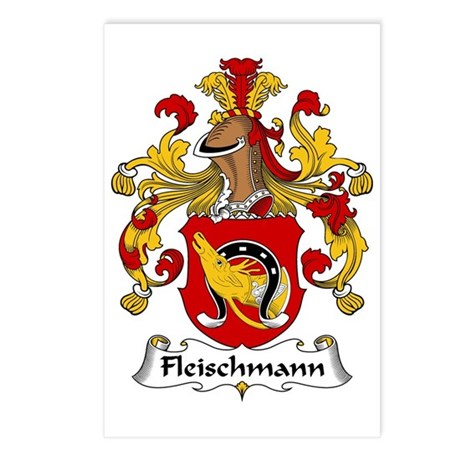 Fleischmann Postcards (Package of 8)