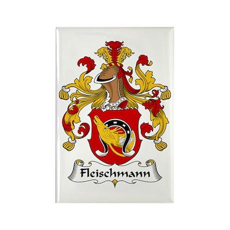 Fleischmann Rectangle Magnet (10 pack)