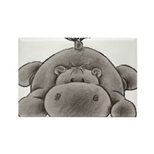Cute Animal Rectangle Magnet (10 pack)