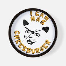 I Can Has Cheezburger Wall Clock