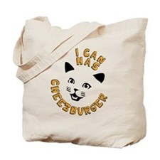 I Can Has Cheezburger Tote Bag
