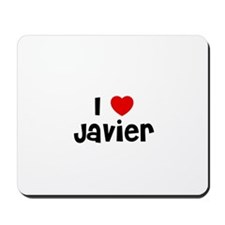 I * Javier Mousepad