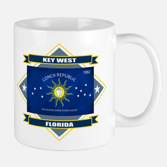 Key West Flag Mug