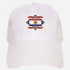 Mobile Flag Baseball Baseball Cap