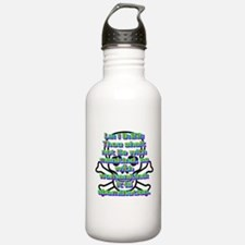 Leviticus 18:22 Water Bottle