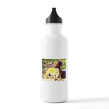 Plotting Mini Doxie Water Bottle