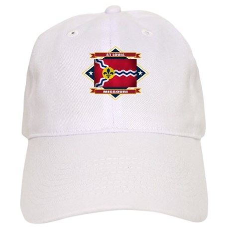 St Louis Flag Cap