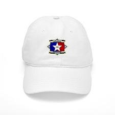 San Antonio Flag Baseball Cap