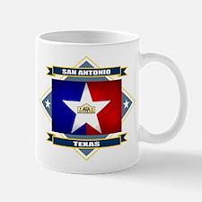 San Antonio Flag Mug