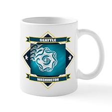 Seattle Flag Small Mug