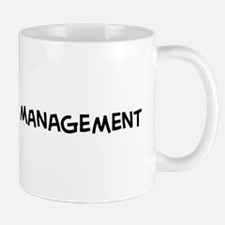 I Love Project Management Small Small Mug
