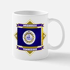 Nashville Flag Mug
