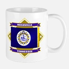 Nashville Flag Small Small Mug